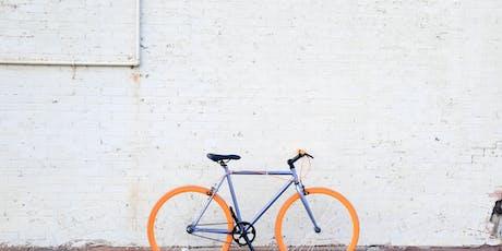 Bike ride tickets