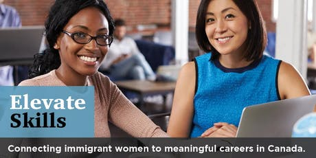 YWCA Elevate Skills | FREE Career Program for Immigrant Women tickets