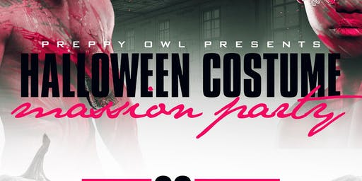 The Official Costume  Party/ The Mansion Party