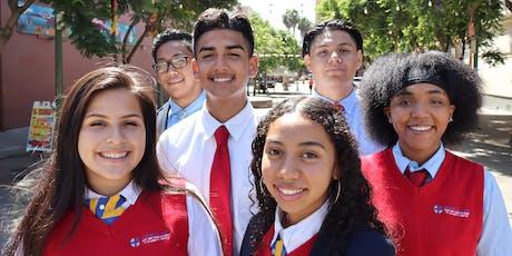 Cristo Rey De La Salle High School Open House tickets