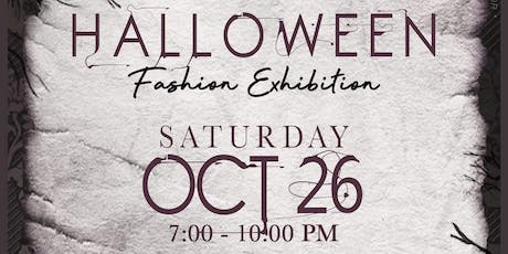 Gin Martini Designs Halloween Fashion Exhibition tickets