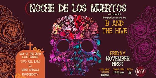 Luna Red's Noche De Los Muertos Party