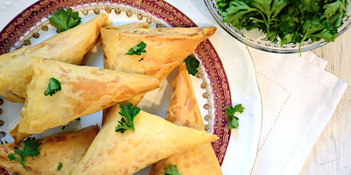 Phyllo 101 - Cooking Class by Cozymeal™