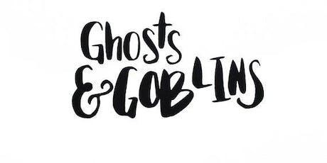 Ghosts And Goblins Walk or Run tickets