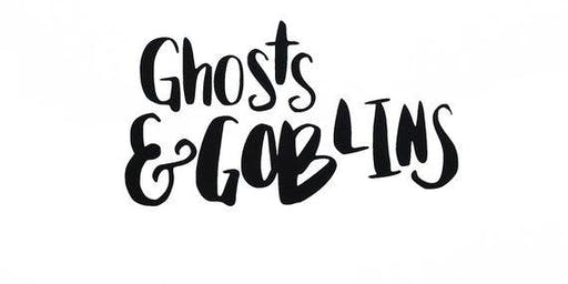 Ghosts And Goblins Walk or Run