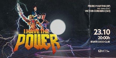 Link Club - I Have The Power (7ª Edição) ingressos