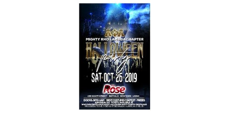 Adult Halloween Party tickets