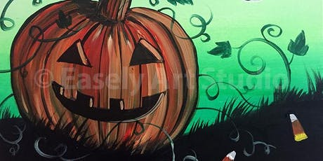 Halloween Painting Party! tickets