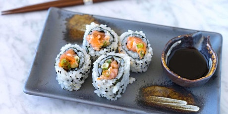Sushi Rolls and More - Team Building by Cozymeal™ tickets