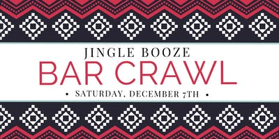 Jingle Booze Bar Crawl