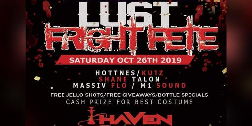 LUST Fright Fete