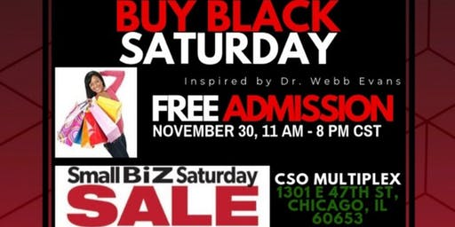 CHICAGO BLACK BAZAAR