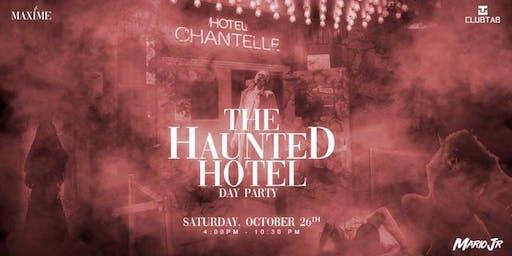 Hauntel Hotel Dayparty