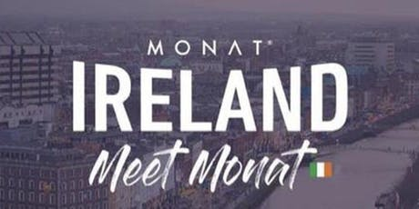 MONAT Ireland - Meet MONAT Galway tickets