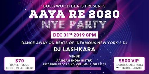 Bollywood Beats Presents Aaya Re 2020!