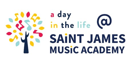"Saint James Music Academy - ""A Day in the Life"" tickets"