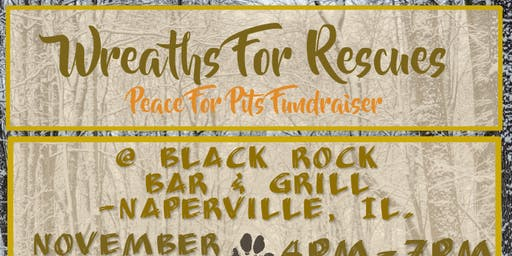Wreaths For Rescues Benefiting Pits For Peace