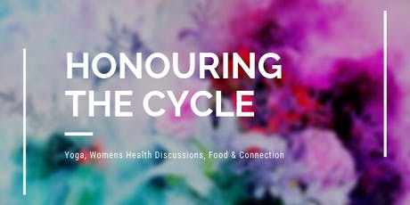 HONOURING THE CYCLE - TRIBE & Co. tickets