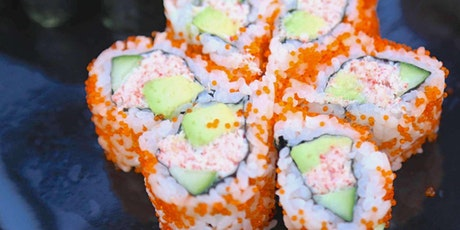 Intro to Sushi and More - Team Building by Cozymeal™ tickets