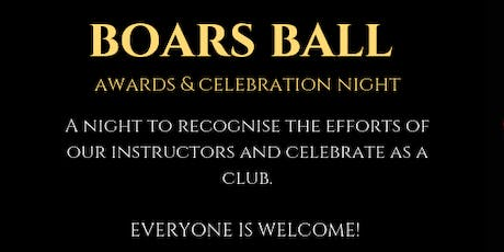 BOARS BALL 2019 tickets