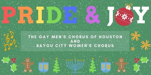 BCPA Presents: Pride & Joy