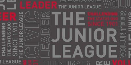 JLA Member & Prospective Member Social tickets