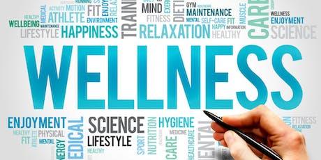 Balance Your Life through STRESS WELLNESS tickets