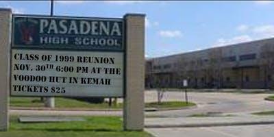 Pasadena High School  Class of 1999  Reunion