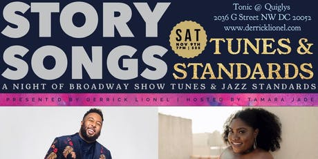 STORY SONGS presents TUNES & STANDARDS tickets