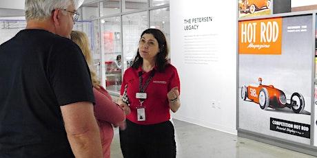 Petersen Volunteer Open House tickets
