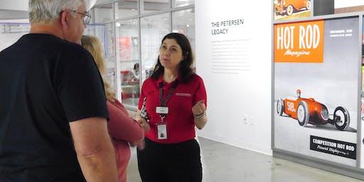 Petersen Volunteer Open House