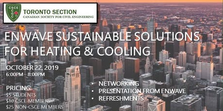 Sustainable Solutions for Heating & Cooling tickets
