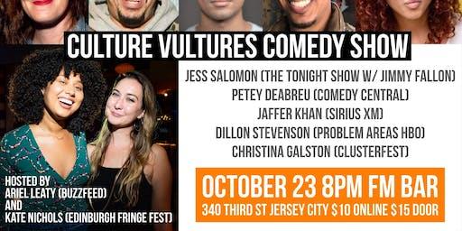Culture Vultures Comedy Show