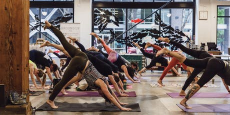 Free Yoga Flow tickets