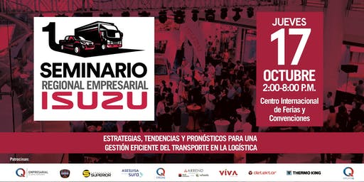 Seminario Regional Empresarial - ISUZU El Salvador