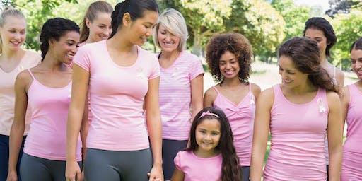 Breast Cancer Walk with The Sisterhood LA team!