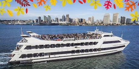 Hornblower Thanksgiving Champagne Brunch Cruise tickets