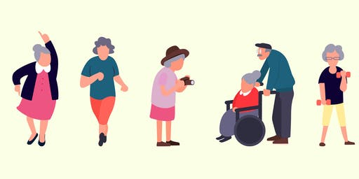 Healthy Ageing For Culturally and Linguistically Diverse Older People Forum
