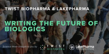 Writing the Future of Biologics tickets