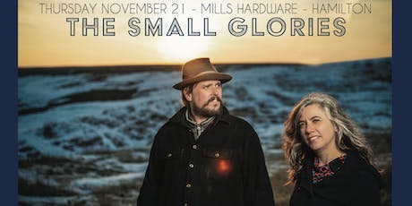 The Small Glories +TBA tickets