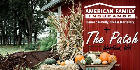 FREE CUSTOMER APPRECIATION EVENT // AMERICAN FAMILY INSURANCE + THE PATCH tickets