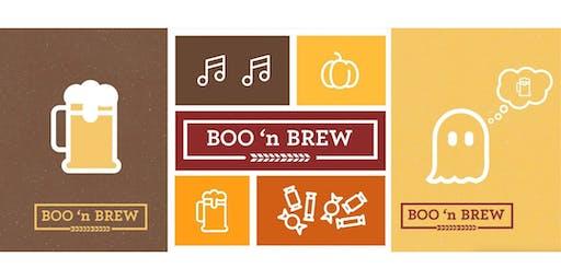 Boo 'N Brew - RSVP