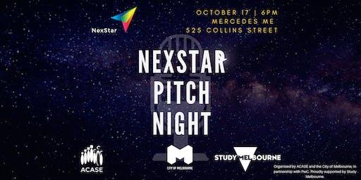 NexStar 2019 Pitch Night