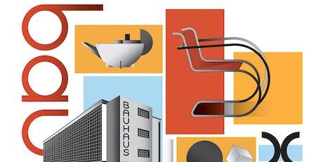 D&T Teachers Course: Exploring Bauhaus Design tickets