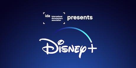 IDA Presents: Disney+ tickets
