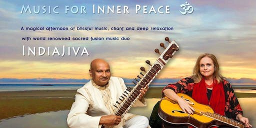 India Jiva - Music for Inner Peace
