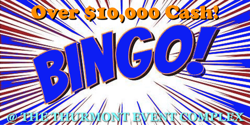 $10,000 New Year's Eve Bingo