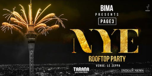 Page3 Rooftop New Years Eve 2020