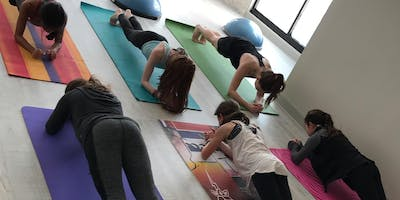 Stress Busters Yoga (High Schoolers)
