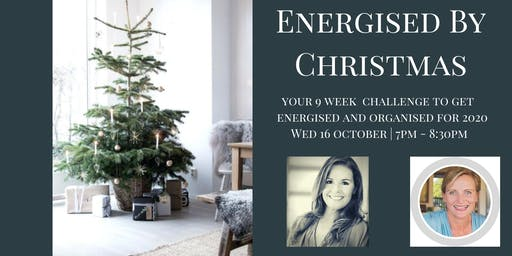 Energised By Christmas